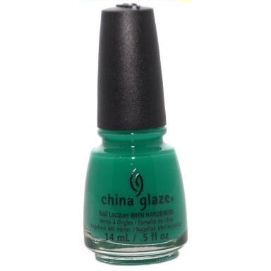 China Glaze Keepin' It Teal Nail Polish 1217