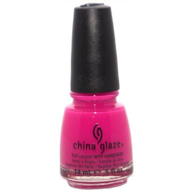 China Glaze You Drive Me Coconuts Nail Polish 1220