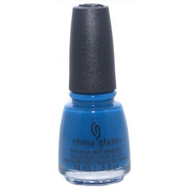 China Glaze License & Registration Pls Nail Polish 1378
