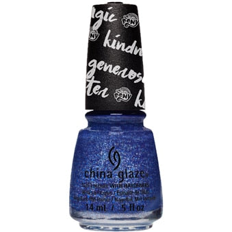 China Glaze Let Your Twilight Sparkle™  Nail Polish 0.5oz 83990
