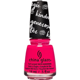 China Glaze She's A Mane-Iac Nail Polish 0.5oz 83994