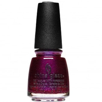 China Glaze Queen Of Sequins Nail Polish 0.5oz 84104