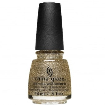 China Glaze Big Hair & Bubbly Nail Polish 0.5oz 84108