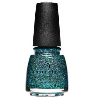 China Glaze - Teal The Fever Nail Polish 0.5oz 84112