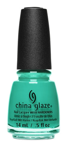 China Glaze - Activewear Don't Care Nail Polish 84154
