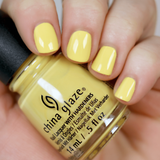 China Glaze -Werk It Honey! Nail Polish 84155