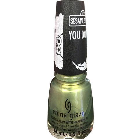 China Glaze Trash Can Do Attitude Nail Polish 84677