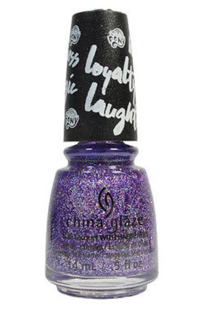 China Glaze I Just Canterlot Nail Polish 0.5oz 83991