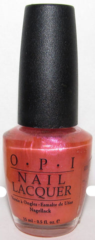 OPI Up The Amazon Without a Paddle Nail Polish A13 (Discontinued by OPI)