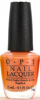 OPI Where Did Suzi's Man-go? Nail Polish A66