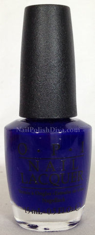 OPI My Car Has Navy-gation Nail Polish A76