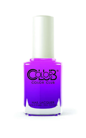 Color Club Tie Dye, Oh My! Mood Nail Polish AMP24