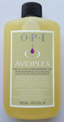 OPI Avoplex Nail & Cuticle Replenishing Oil AV708 - 4 Fl Oz