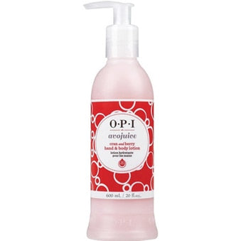 OPI Avojuice Ginger Lily Lotion AVG06 20 Fl Oz