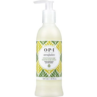 OPI Avojuice Sweet Lemon Sage Lotion AVP16 20 Fl Oz