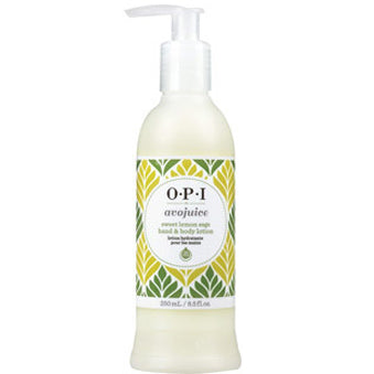 OPI Avojuice Sweet Lemon Sage Lotion AVP18 8.5 Fl Oz