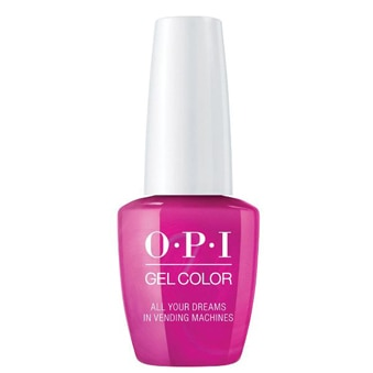 OPI All Your Dreams in Vending Machines Gel Nail Polish GCT84