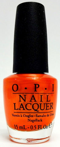 OPI Orange You Going to the Game? Nail Polish BB3