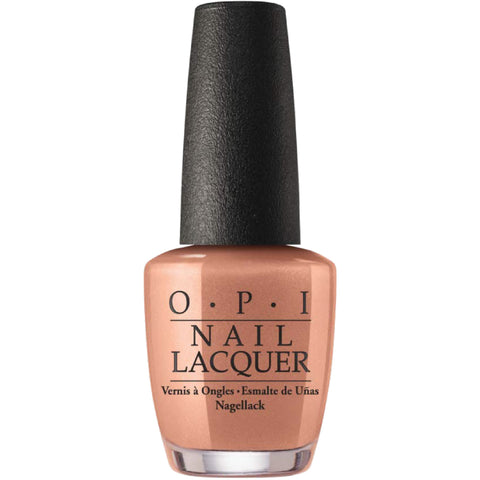 OPI Sweet Carmel Sunday Nail Polish D44