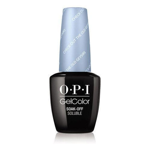 OPI Check Out the Old Geysirs Gel Nail Polish GCI60