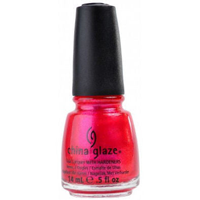 China Glaze 108 Degrees Nail Polish 961
