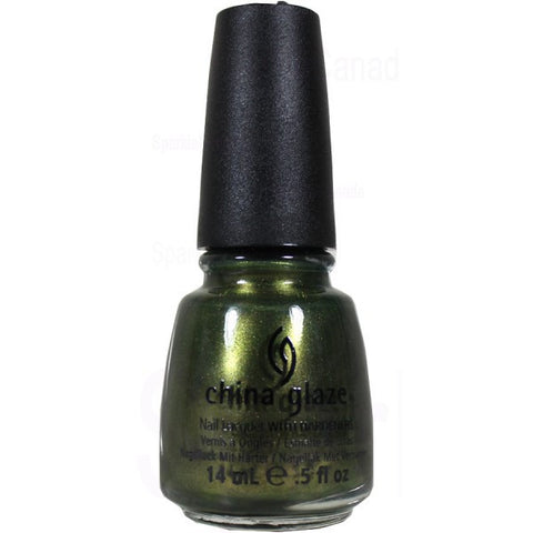 China Glaze Agro Nail Polish 1127