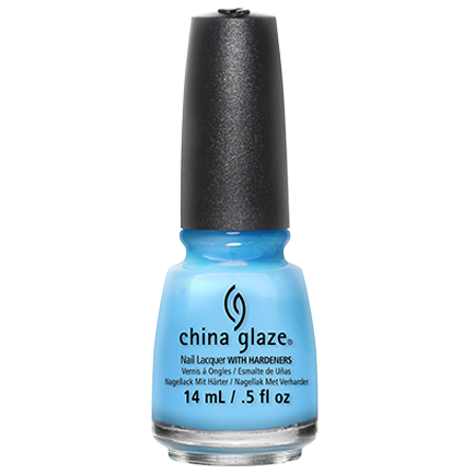 China Glaze Bahamian Escape Nail Polish 678