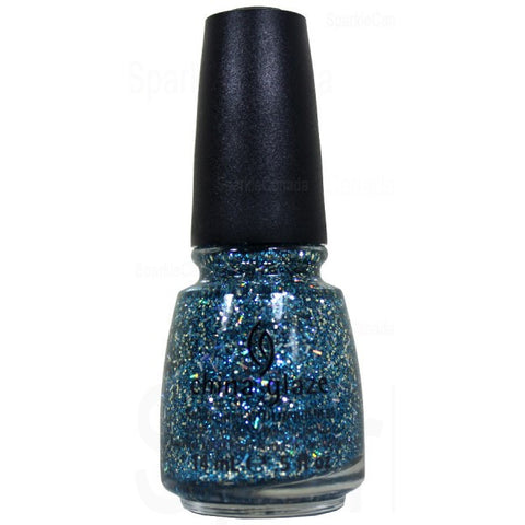 China Glaze Bells Will Be Blinging Nail Polish 1259