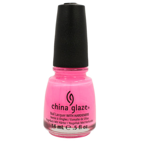 China Glaze Bottoms Up Nail Polish 1214