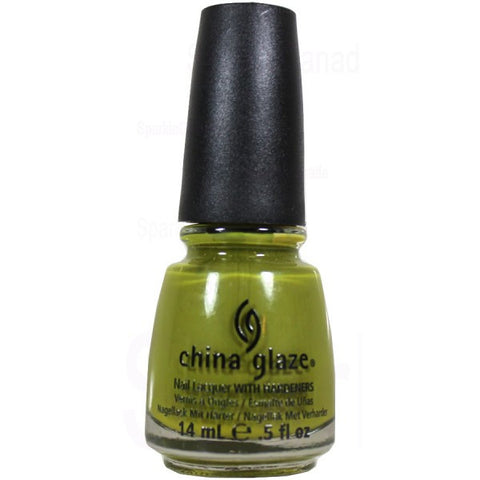 China Glaze Budding Romance Nail Polish 1151