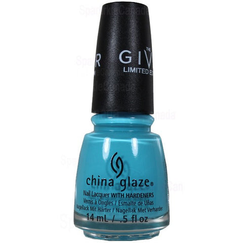 China Glaze Capacity To See Beyond Nail Polish 1359