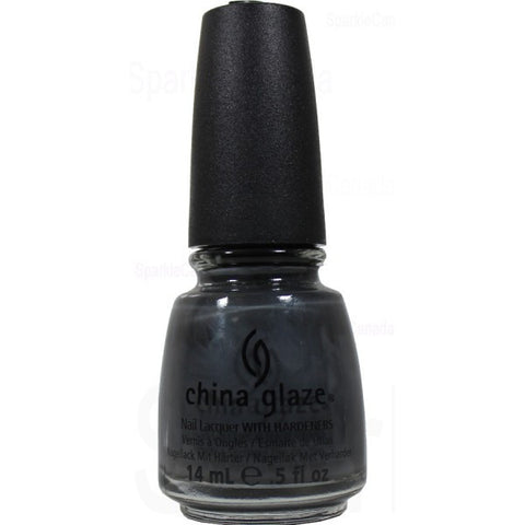 China Glaze Concrete Catwalk Nail Polish 998