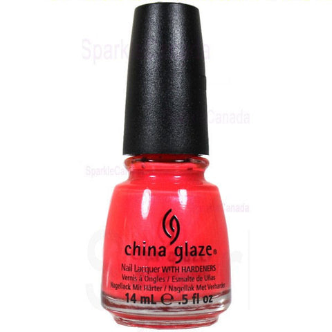 China Glaze Flirty Tankini Nail Polish 1093