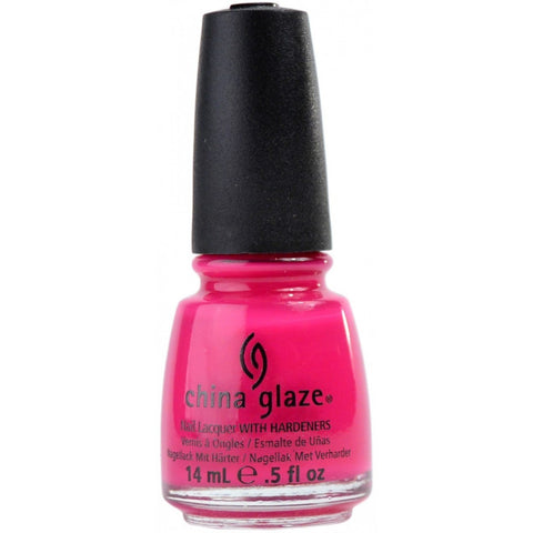 China Glaze Fuchsia Fanatic Nail Polish 1037