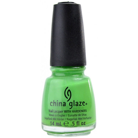 China Glaze Gaga for Green Nail Polish 1033