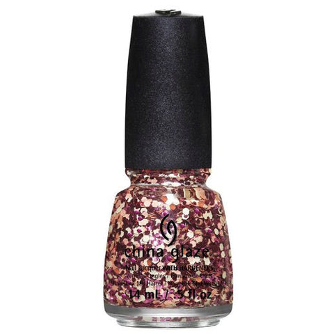 China Glaze Glimmer More Nail Polish 1317