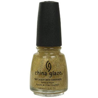 China Glaze Golden Enchantment Nail Polish 552