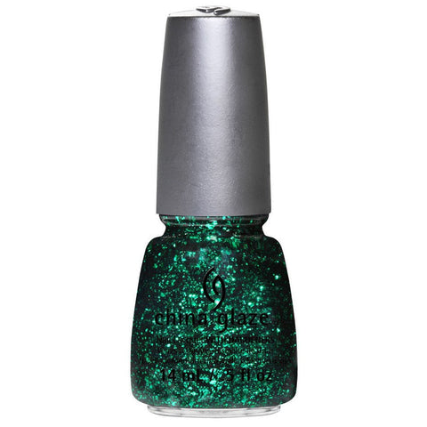 China Glaze Graffiti Glitter Nail Polish 1186