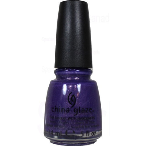 China Glaze Grape Juice Nail Polish 717