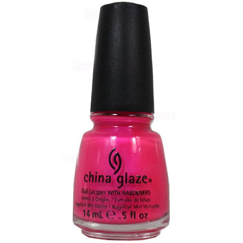 China Glaze Hang-Ten Toes Nail Polish 1084