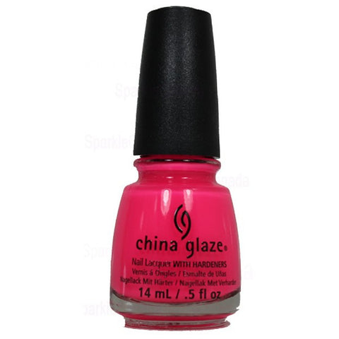 China Glaze Heat Index Nail Polish 1222