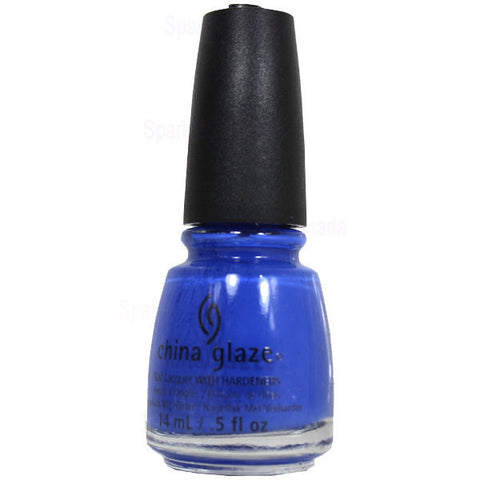 China Glaze I Sea the Point Nail Polish 1307