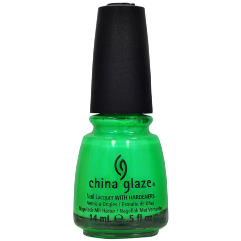China Glaze In The Lime Light Nail Polish