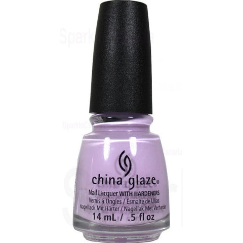 China Glaze In a Lilly Bit Nail Polish 1296