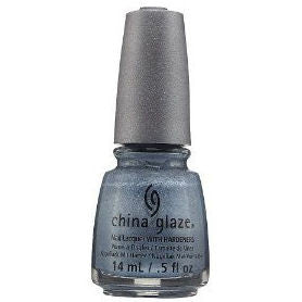 China Glaze Iron Out The Details Nail Polish 1266
