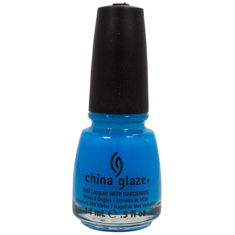 China Glaze Isle See You Later Nail Polish 1218