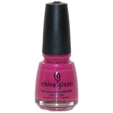 China Glaze It's Poppin' Nail Polish 724