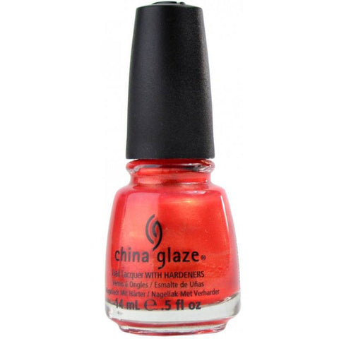 China Glaze Jamaican Out Nail Polish 174
