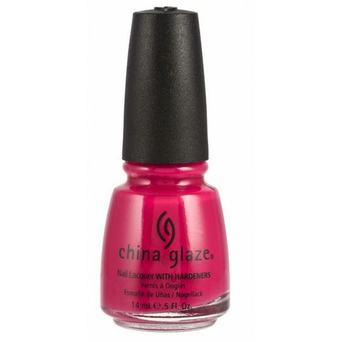 China Glaze Pink Chiffon Nail Polish 34