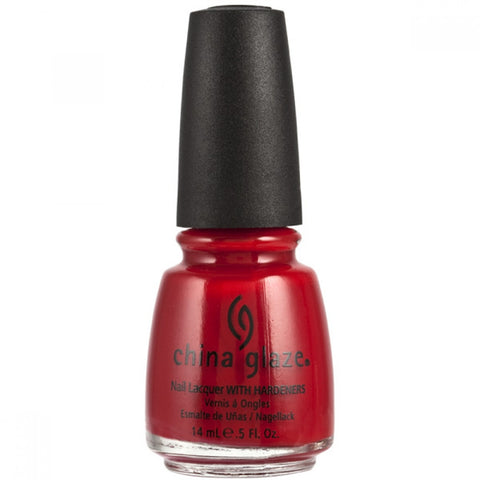 China Glaze Vermillion Nail Polish 43